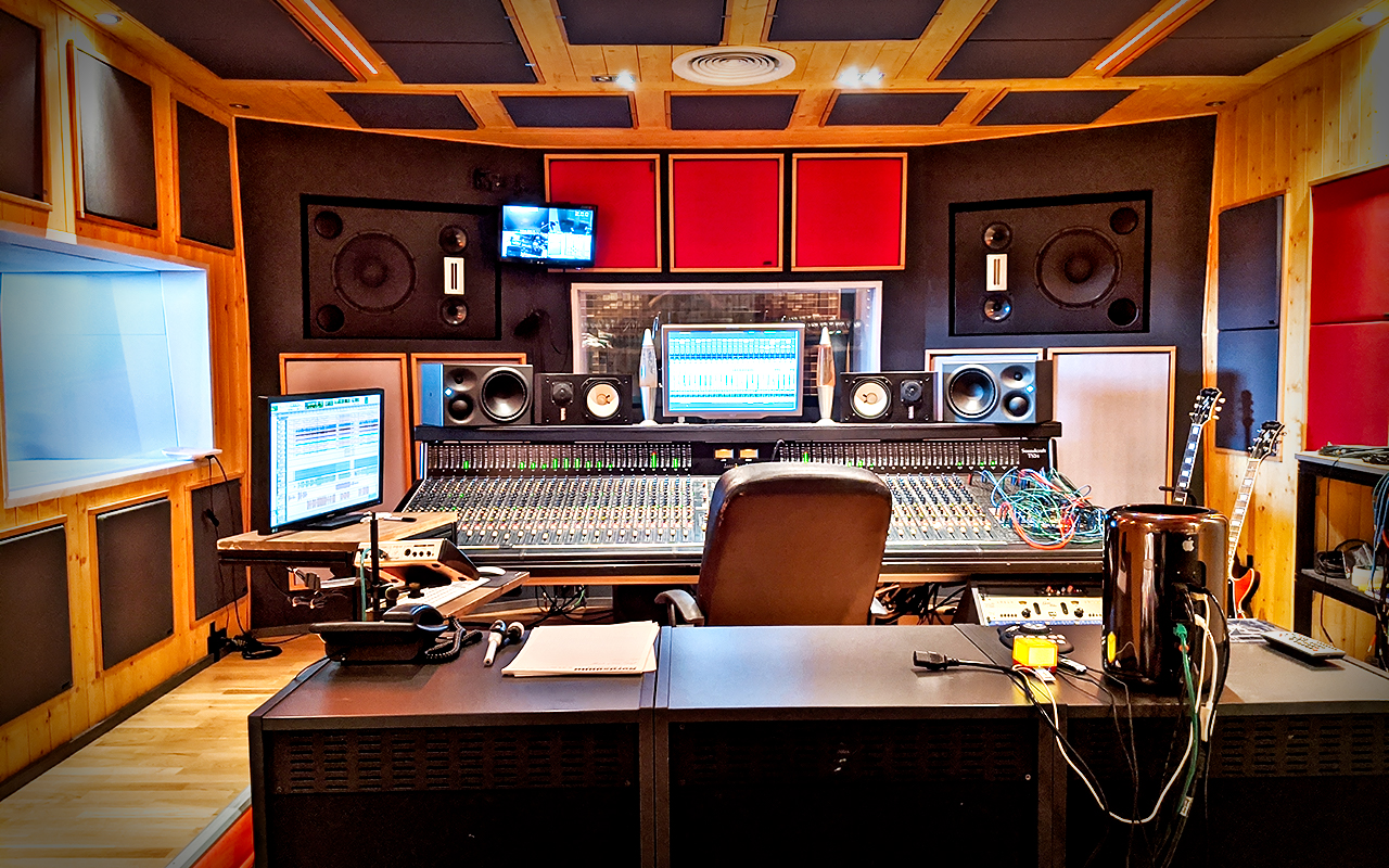 Music2Records Studio